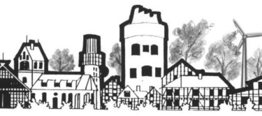 Grafik Hanno Loss, für OV Lüchow